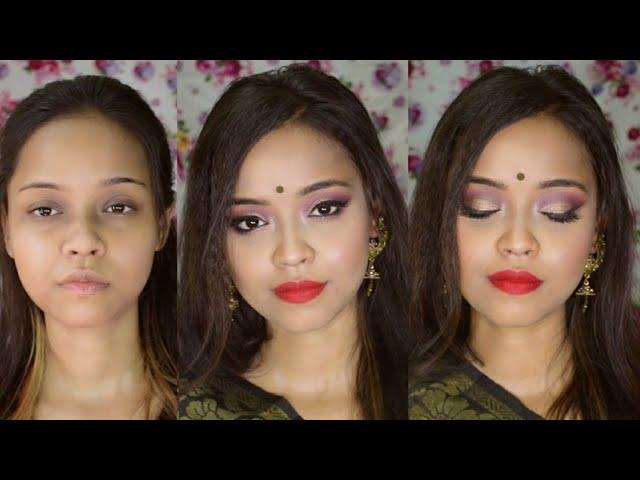 Wedding Guest makeup tutorial link: https://youtu.be/EPbCW_VTk4c . . . . . . #saree #sarimakeup #makeup#makeupforsari #makeuplookforsari #sari #eye-makeup #makeup #bengali #blogger #indianbloggersroposo #kolkatadiaries #kolkatablogger #youtuber #kolkatayoutuber #kolkataevents #youtuber #indianyoutuber #indianyoutubechannel #ropo-love #roposomakeup #ropobeauty