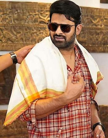 #prabhas new look#prabhas