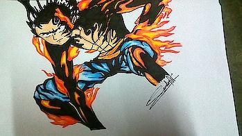 #art #artsy #arts #draw #drawing #manga #onepiece #luffy #monkeydluffy #anime #animelover #animelove #gear