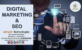 In a world of clutter and mixed sentiment, does your brand stand out? It's time to go social. We'll make it simple.  We are here to provide a best digital marketing services.  Visit us for more details Email: info@abhumi.in Contact: +91-8698755048  #abhumi #technologies #graphicdesign #socialmedia #digitalmarketing #website #webdesign #android #followus #socialmediasolutions #socialmediamarketing #socialmedia #followforfollow #followforlike #digitalmarketsolution #solutions #ITServices #tech #abhumiT #web #marketing #visitus #callnow #information #technologies