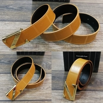 Ermenegildo Zegna Belts - High Quality Steel Buckle - For Waist Size 32'' to 40'' Available - With Box, Bill, Carry Bag & Dust Cover  Price:- Rs. 1299 Each  #ErmenegildoZegna #Zegna #Ysl #Versace #VersaceBelt #Blue #LouisVuitton #LV#LouisVuittonBelt #ArmaniExchange #Armani #ArmaniBelt #Fendi #FendiBelt #reversible #SalvatoreFerragamo #SalvatoreFerragamoBelt #Luxury #luxe#luxurious #forboys #forher #Unisex #MustHave #luxuryliving #unique#statussymbol #brand #belts