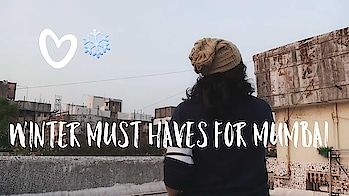 And it's live 🔥 https://youtu.be/n8dS-3VDeDg Winter essentials that Every Mumbai girl should invest in. ❄ Link is in my bio... like share and subscribe if you enjoyed the content ❤ #styleinsense #indianblogger #indianyoutuber #subscribe #linkinbio #mumbaiyoutuber #winterspecial #winteressentials #mumbaiwinters #mumbaigirls
