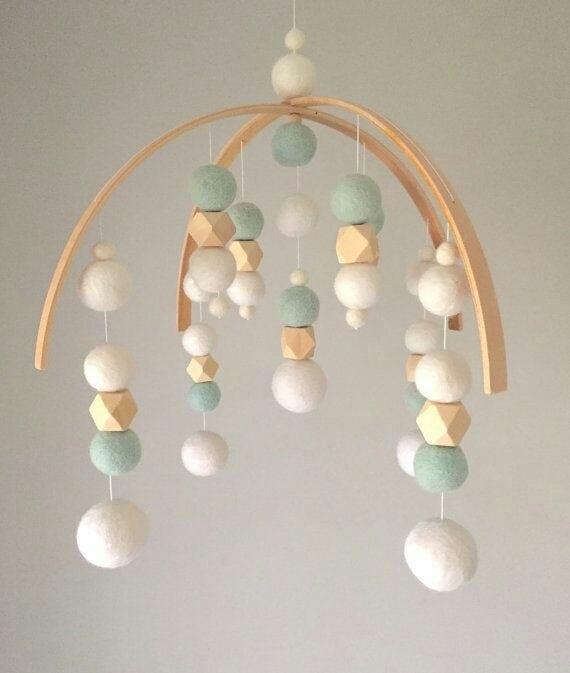 2. hanging design creativity