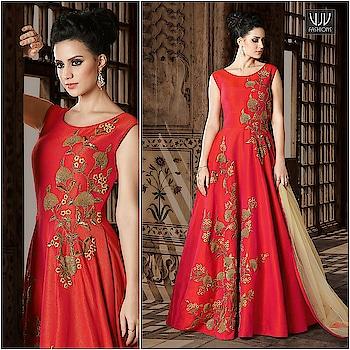 Buy Now @ https://goo.gl/VKVcjH  Marvelous Red Color Silk Designer Anarkali Suit  Fabric- Silk  Product No 👉 VJV-SWAG5404  @ www.vjvfashions.com  #dress #dresses #bollywoodfashion #celebrity #fashions #fashion #indianwedding #wedding #salwarsuit #salwarkameez #indian #ethnics #clothes #clothing #india #bride #beautiful #shopping #onlineshop #trends #cultures #bollywood #anarkali #anarkalisuit #beauty #shopaholic #instagood #pretty #vjvfashions
