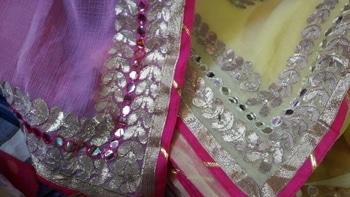 #bjm Softy chiffon saree 1499+$hipping free bjm