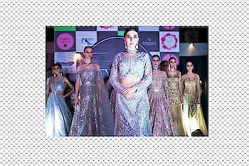 The Mesh March as our glamorous army takes a final bow at the #fashionpreview of #meshbynityabajaj  Come grab our exquisite pieces in the enchanting world of #NityaBajaj  #crystals #pearls #ruffles and alot of fantasy 😍 Shop us at www.nityabajaj.com For appointments call +91 9990185858 #labelnityabajaj #fashionshow #Mesh #autumnwinterfestive2018 #lakmefashionweek2018 #autumnwinter2018 #showstoppers