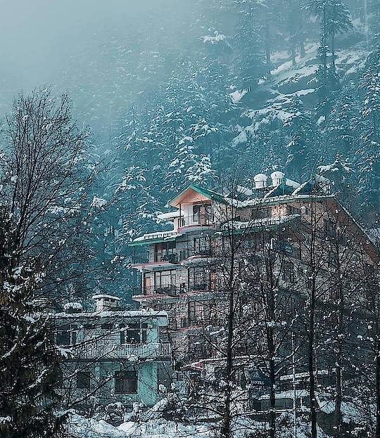 #dreamhouse  #solangvalley #manali #himachalpradesh