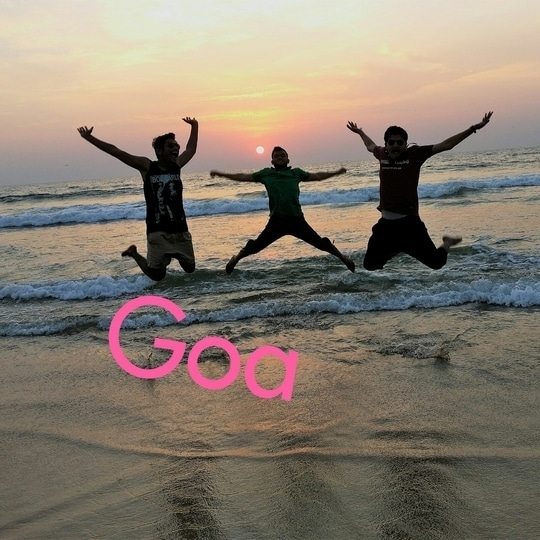 GOA fab place😘😚 #beaches