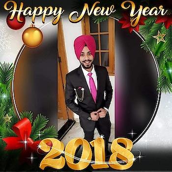 """ਧੰਨ ਧੰਨ ਸ੍ਰੀ ਗੁਰੂ ਗ੍ਰੰਥ ਸਾਹਿਬ ਜੀ  ਇਸ ਨਵੇਂ ਸਾਲ ਵਿੱਚ ਸਰਬੱਤ ਦੇ ਕਾਰਜ ਆਪਣੇ ਮਿਹਰਾਂ ਭਰਿਆ ਹੱਥ ਰੱਖ ਕੇ ਆਪ ਸਵਾਰਨ   ਆਪ ਸਬ ਨੂੰ ਨਵੇਂ ਸਾਲ ਦੀਆਂ ਲੱਖ ਲੱਖ ਵਧਾਈਆਂ ਜੀ।  As this year is ending, I wish all the negativity and difficulties also end with this year and 2018 bring success and desired results for All""""🎂🍻👳♀️👳♀️👳♀️👳♀️👳♀️💥😍 #happy#new-year#2018#amritsar#amritsardiaries#punjabi#ropo-love#roposing#roposoonair#roposo-style#talenthunt#talenthuntroposovotes#voteforme#blessedwiththebest"""
