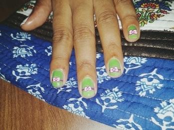#nails #nail-addict #nailart #happyfriends #nailpolish #opi #fimos #simplelook