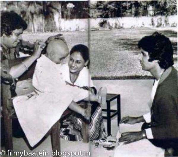 #amitabhbachchan #jayabachchan #abhishekbachchan #oldpicture