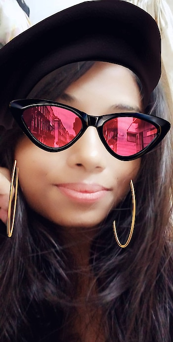 Be happy. It drives people crazy.....😎😎 ..... ... #anshitanigam #cuteangel #cute #cuteangeleyesanshiiiii_16 #anshi #snapchatfilters #filterislife #loveforfilters #picoftheday #instapic #instagrammer #instalook #instagood #like #share #comment #followme #chashma #attitude #instagirl #happy #crazy #selfies #instaselfies #classy #sassy #sassyquotes