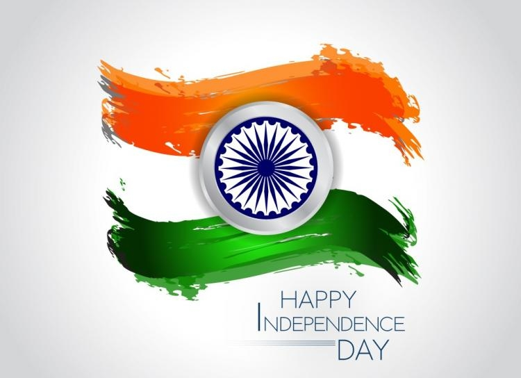 Wishing you  a    happy independence day  2K18