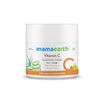 mamaearth face mask
