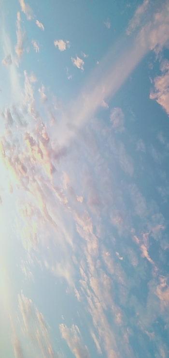 bright sky