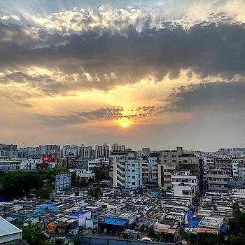 #sunset #city #roposo #photooftoday #roposophotographer #roposo-creative