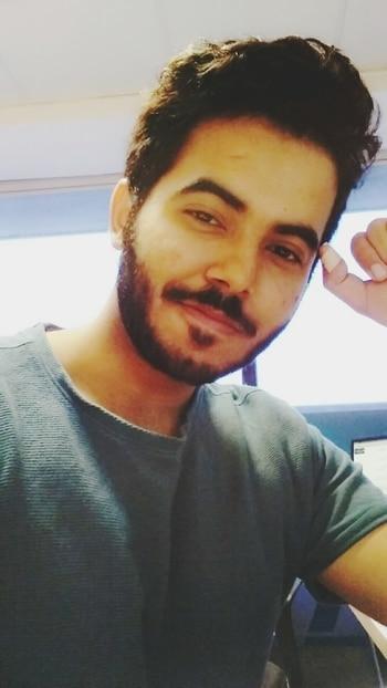 #smile #picoftheday #seablue #summer #coolcolor #beard #slay
