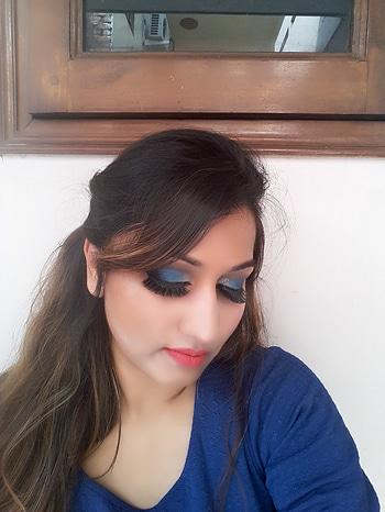 #roposo #roposofashionblogger  #roposo #muaindia #mua #muadelhi #makeupartist #makeupartistindia #eye-makeup #makeupfreak #makeupartistsworldwide