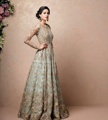 Designer Indo-Western Outfits