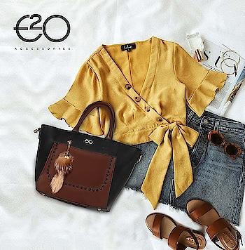 Hello weekend!! 😎 #e2ofashion #e2o #fashion #handbags #style #weekend