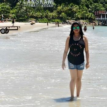 #malaysia #casual #pose #traveldiaries #langkawi #beachvibes #beachholidays #traveller #travelpics #sunnyday #roposopic #roposolove #roposolike
