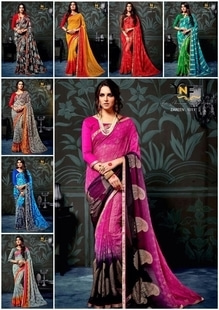 👉Fabric: - Georgette Saree With Bangalori Blouse Concept: - Printed With Fancy lace Border  *👉Single @ Rs.850+shipping*  How to Buy - Just drop an order on Chat to Buy. COD available.   #sareelove #sareestyle #sareesonline #bollywoodstyle #thelabelbazaar #ethnicwear #ethnic-wear #styling #styles #sari #sareeswag #getready #getreadytorock #beautyaddict