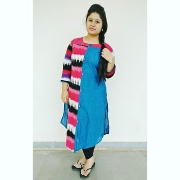 Comfy Kurtis and braids are just perfect for college/office look on a sunny day.🌞 . . . . . . . . . #ootd#oneplus3tphotography#summerkurti#hyderabadfashionblogger#roposopic#comfyclothes#outfitoftheday#collegelooks#like4like#roposolove#indianblogger#fashionlover#soroposofashion#blogginglove#fashionaddict#fashionlover#roposodaily#summeroutfits#personalstyleblogger#summerdairies