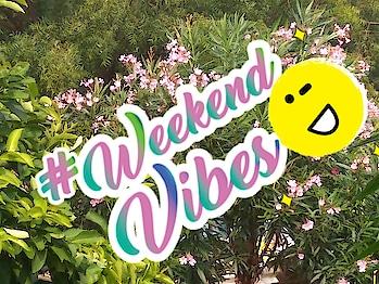 #weekendvibes