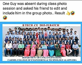 #savagememes #savagepic #schoolmemories #group-photography #oneperson #absence #school-time-comdey #editorialphotography #editorslife #imageediting #savages