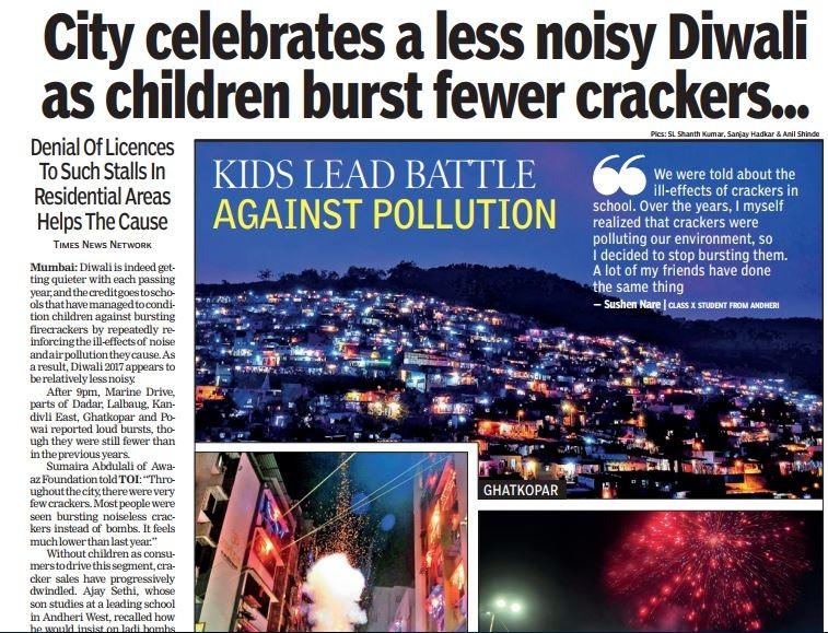 Way to go , Mumbai!!
