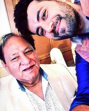 #happyfathersday #karanvirsharma @karanvirsharma ❤
