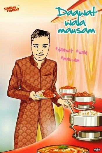 #daawat  #wala #mausam