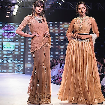 Pune Fashion Week 2017#Smile Foundation#Rina Dhaka collection#showdown#Gorgeous#ethnic love#Traditional#🎉❤ Visit us at our dlf emporio store for our latest collection #rinadhaka #dlfemporio #weddings #newcolletion #gold #glitter #indian #bridestyle #shimmer #bridestyle #indianwear #elegant #beautiful #dhotipants #indianbride #luxurydesign #instashop #instalove #buynow #getthelook