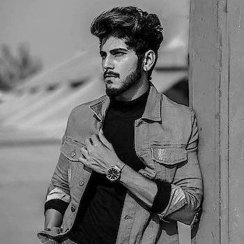 Let's add some B/W to our colourful slot. . . SHOT BY - @r.d.photographyy . . #TSDFAM  #thestyledweller  #black #turtleneck #tshirt #fashion  #fashionblogger  #fashioninfluencer  #indianfashioninfluencer  #influencer #explore #tsdonexplore #mensfashioninfluencer  #mensfashion  #menswear  #ootd #wiwt #trouser #cargo #menslayeringstyle #hairstyle  #menshair #suratfashionblogger  #suratinfluencer  #indianblogger  #indianfashioninfluencer  #india  #surat
