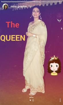 M'y Queen.. 👸😙😙 #tabu @tabutiful