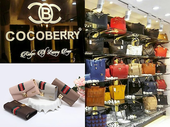 """*COCOBERRY HAND CLUTCH CUM SLING* 100% PU LEATHER *10 AVAILABLE COLOURS* PRICE 900/- only😍😍 SHIPPING EXTRA NO COD FOR ORDERS-7888755266 HEIGHT 5.5"""" LENGTH 9.5"""" BOOKINGS OPEN NW !!!"""