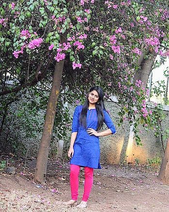 Pink & blue 🌸 . . . #summer-style#ropo-love#desi#desicouture#kurti#blue#pink#churidarsuit#indianwear#desifashionista#summer-fashion#summer-looks#indianphotography#cotton#kurtilove#plixxo#plixxobypopxo#plixxobypopxo#plixxoinfluencer#popxoblognetwork#ropo-good#roposogal#roposo-fashiondiaries#influencer#indianclothes#summerwear#flat-slipper#flats #plixxoinfluencer