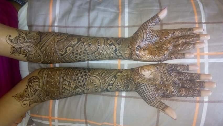 #bridalmehandi #mehandiart #indian-mehndi #indianstyle #marriagemoment