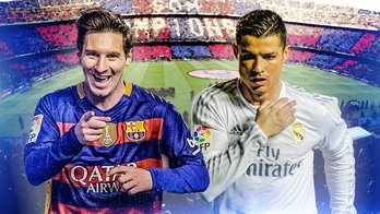 Eagerly waiting for the el'clasico.. #messi#elclasico#cheer4barca