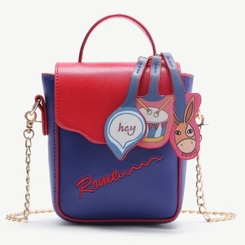 Cute Red N Blue Crossbody Bags Shop Now On WWW.TC5.IN  #tc5clothingco #newlook💇 #bag👜 #bags #onlineshopping #shopnow