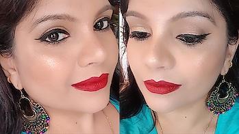 NEW VIDEO!! #rakhi2018 #makeuptutorial #redlips #makeupaddict005 #indianyoutuber #indianyoutubechannel #rakshabandhan #indianfestival #makeuplove