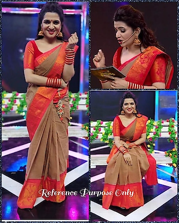 DD saree for sales available only with us Looking for resellers plzz whatsApp me 9566273988  #divyadharshini #dd #saree #sareelove #cottonsaree #ladies_fashion #ladies #femaleversion #vijaytv #sarees