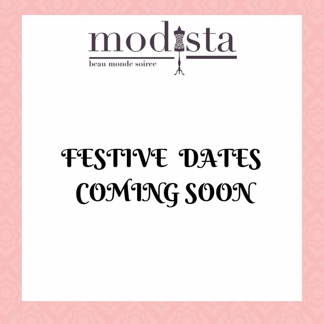 Are you excited? Our Festive dates will be out soon, till then watch the space for more information. . . . #Modista #Modistadxb #RamadanKareem #holymonth #festive #lifestyle #exhibitions #premium #India #Dubai #fashion #couture #homedecor #accessories #style #luxury #grandeur #fashionistas #underoneroof #savethedate #modistarocks
