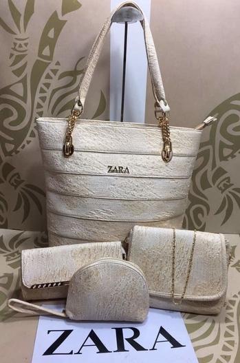 Zara combo  1050+$ contact 07351172788 #zarabags