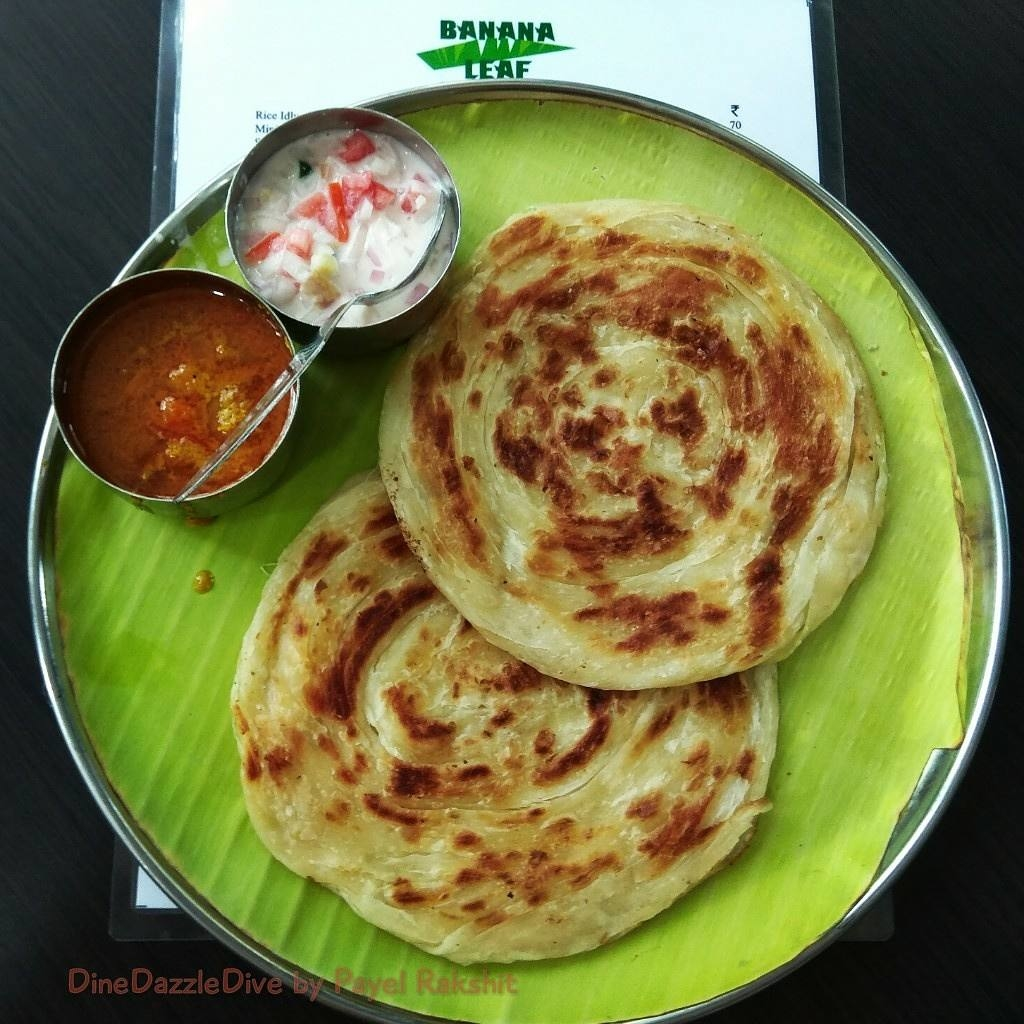 Breakfast Stories at Banana Leaf, Vivekananda Park #DineDazzleDive #BananaLeaf #Breakfast #morning