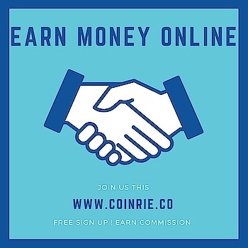 Free Sign Up ! Get Commission Without become paid member.  Become paid member get ROI for next 365 days  As low as $25 investment   Watch this https://youtu.be/p7dd4fc_MVg   Sign up now https://coinrie.co/signup&id=6443439  #earnmoney #earn #earnmoneyonline #earnonline #earnonlinemoney #earnoneat #earnonelakh #earnednotgiven #earned #earning #earnyourturns #earnest #earners #earncash #earnhistory #earnmoneyfromhome #earnmore #earnwhileyoulearn #earnextraincome #earnextracash #earnfromhome #earniteveryday #earnedhistory #earnmore #earniteveryday #earneverything #earnmoneyathome #earnbitcoin #earnbitcoins #earnbitcoindaily #earnbitcoinsonline #earnbitcoinsdaily #bitcoinearnings #earnfreebitcoin #earnbitcoinshourly