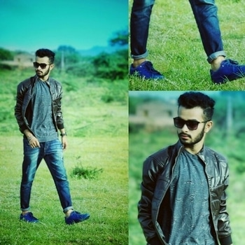#roposo #roposome #fabulous #swag #google #fame #styling #fashionillustrator #influencer #trendingonroposo #f4f #l4l #shoes #model #beard #jacketlove #pose #modellife