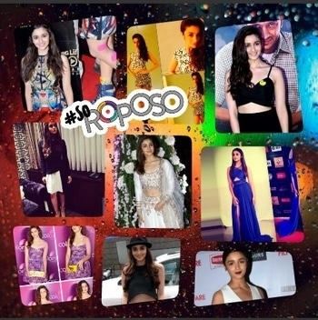 The fashion Icon of New generation'Alia Bhatt' . The bold n beautiful Alia always proves that traditional can be sexy # Sanskaariswag. She knows the right combo to look glamorous n bold to enough to show all different shades of her mood. She indicates beauty with simplicity. She constantly demonstrates how to go super casual and super pretty at the same time.She adds cute little touches to classic outfits. She can just wrap a piece of fabric around herself and look fierce.She never holds back from having fun dressing up, even if that means neon bandages. The Adorable Fashion trend setter 'ALIA'.
