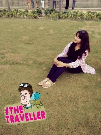river front park  gomtinagar 😘 #thetraveller