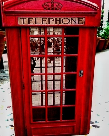 #vintage #telephonebooth #roposotalenthunt #abstract  #myclicks😊😎